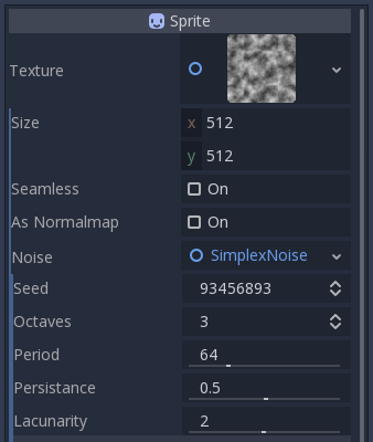 Godot Engine - Simplex noise lands in Godot 3 1