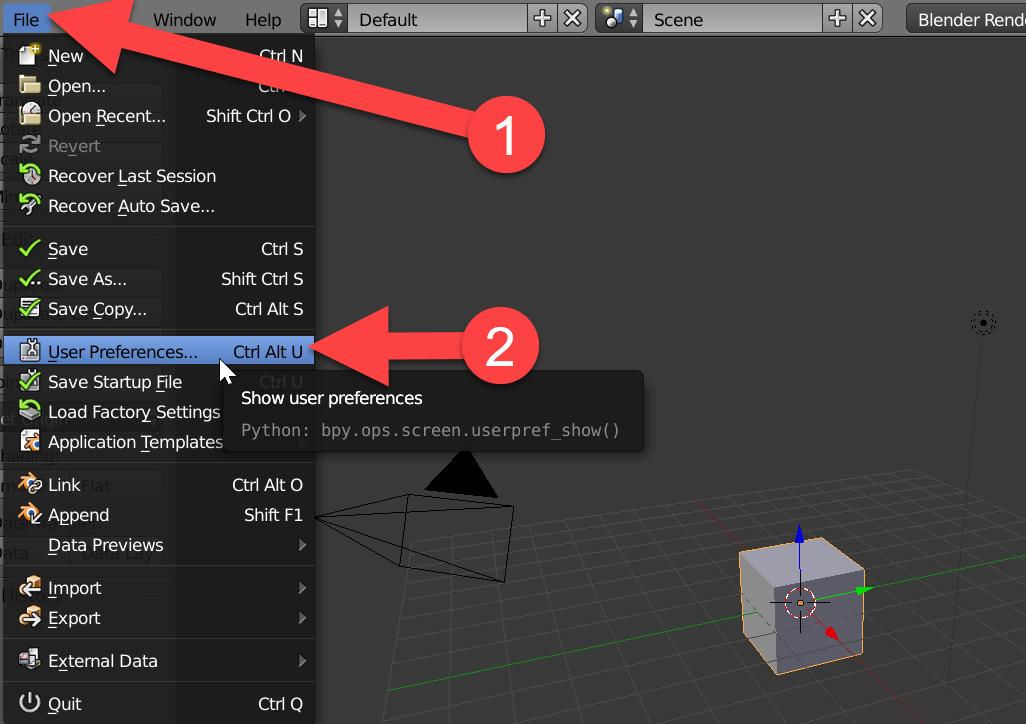 Godot Engine - Importing 3D assets from Blender (GameDev tv)