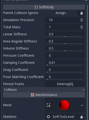 Godot Engine - Soft Body in Godot 3 1