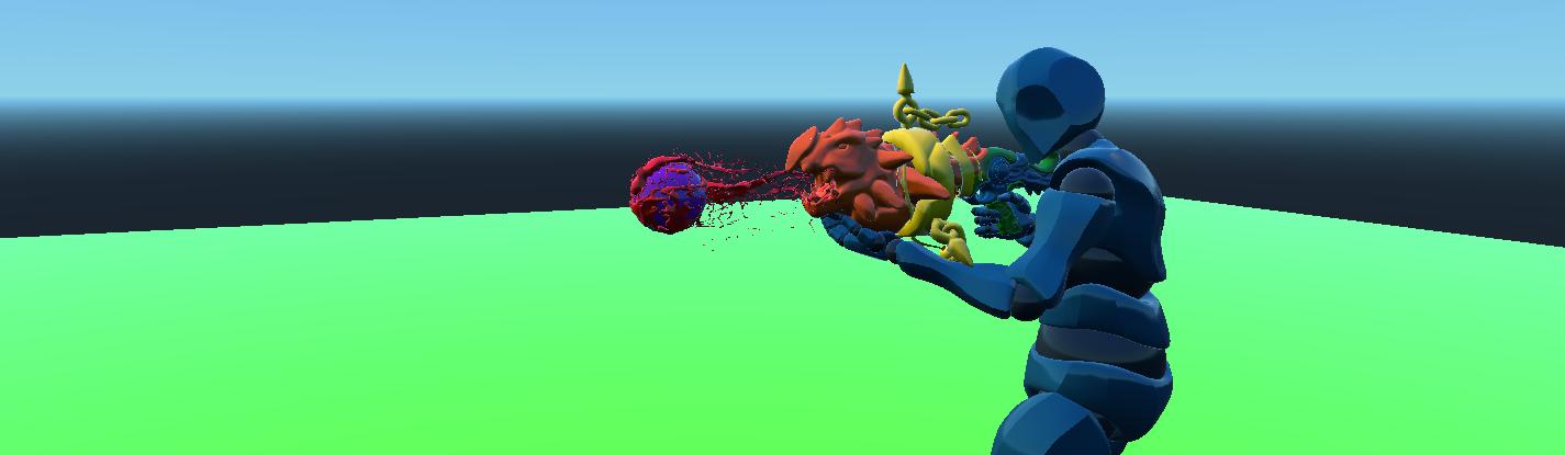 Godot Engine - Skeleton Inverse Kinematic - Godot 3 1