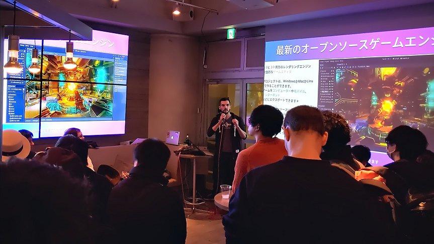 Godot Engine - Introducing Japanese indies to Godot