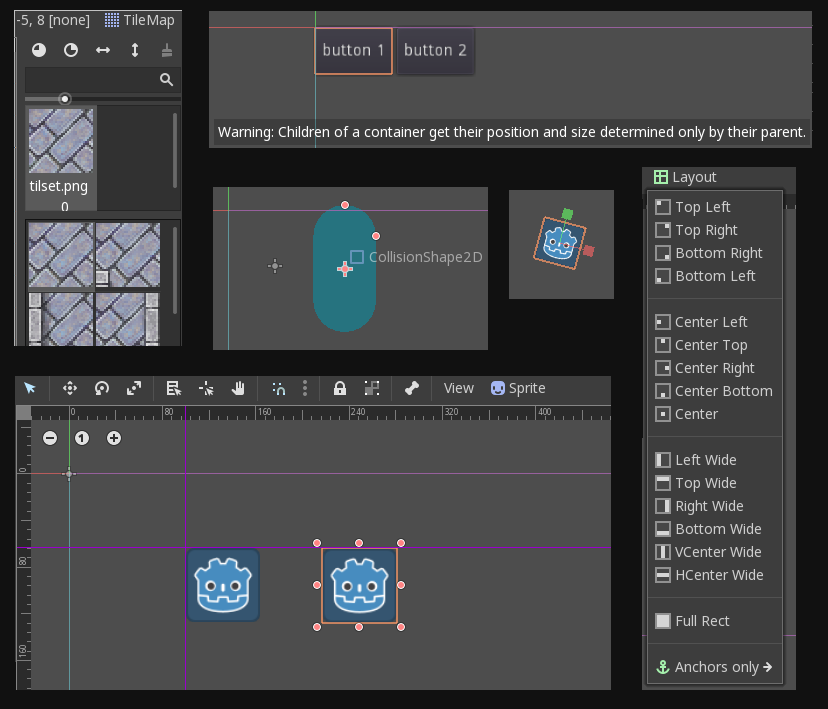 Godot Engine - Godot 3 1 is out, improving usability and