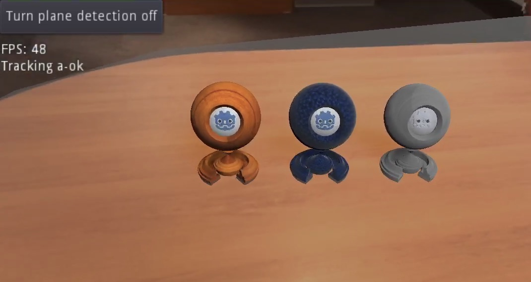 Godot Engine - Update on Godot AR and VR