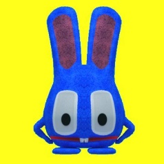Aurélien - The Blue Rabbit Game