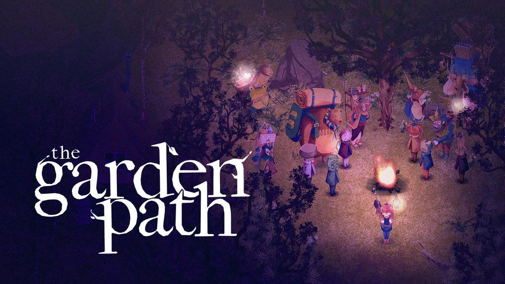 The Garden Path - Release in Autumn/Winter 2021 - Platforms: Windows, macOS, Linux