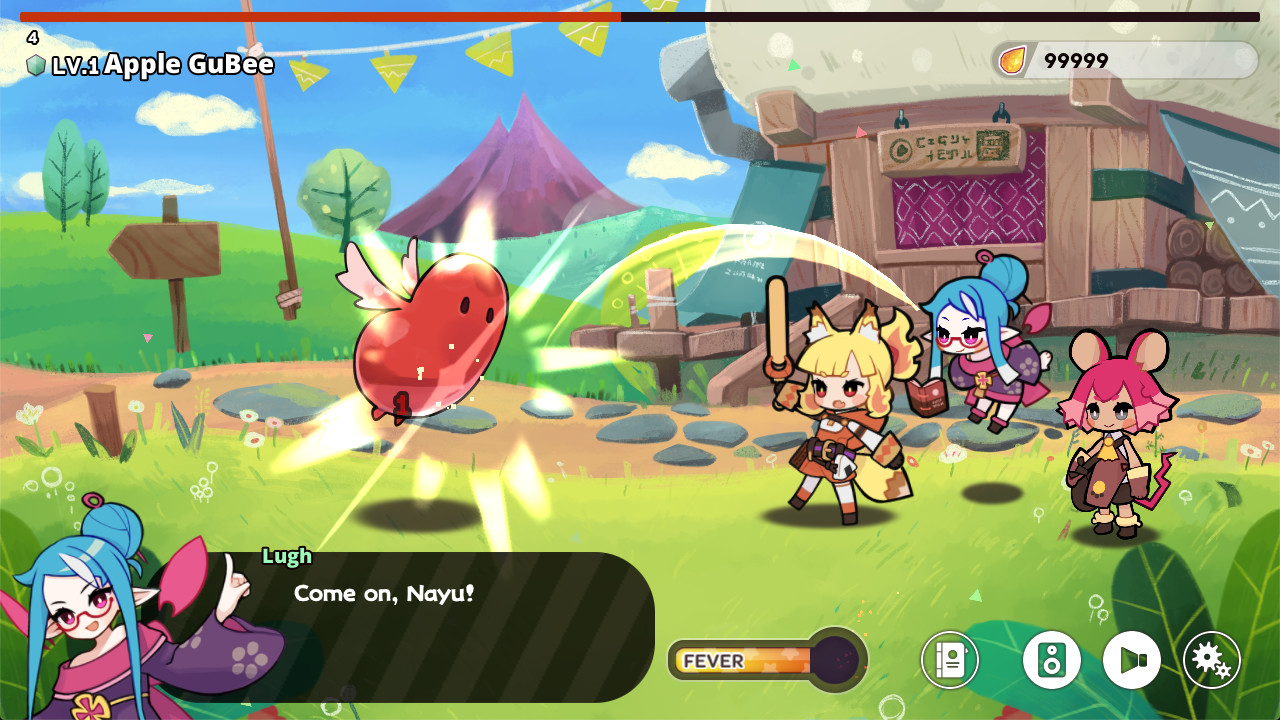 The Adventure of NAYU A game by ambai and kogeume