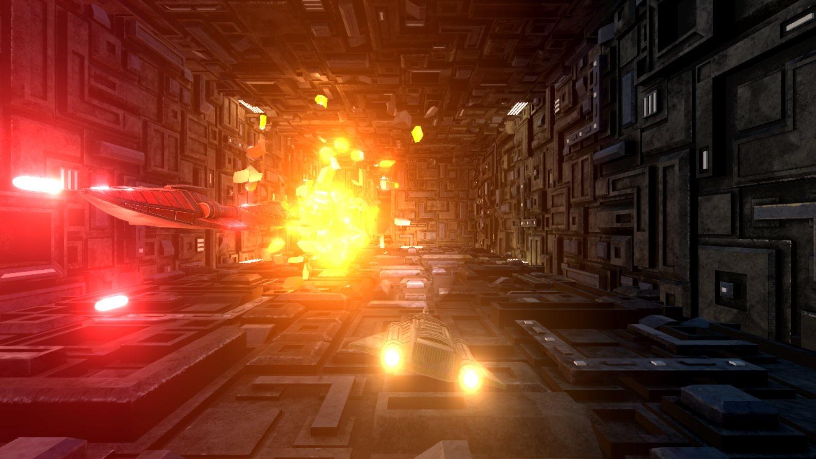 3D game screenshot