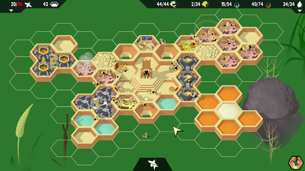 Screenshot of Hive Time by Cheeseness